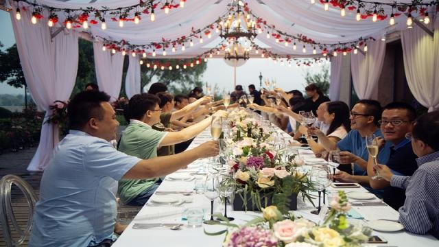 共赴怡园之约|怡园酒庄20周年之旅·庄主晚宴