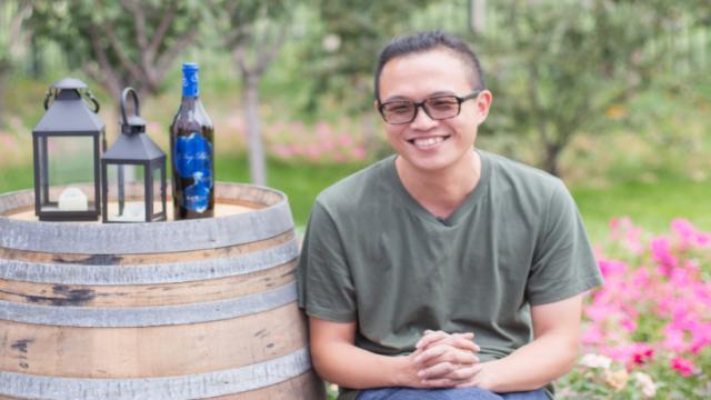 视频|独家采访怡园酒庄首席酿酒师李衍彦